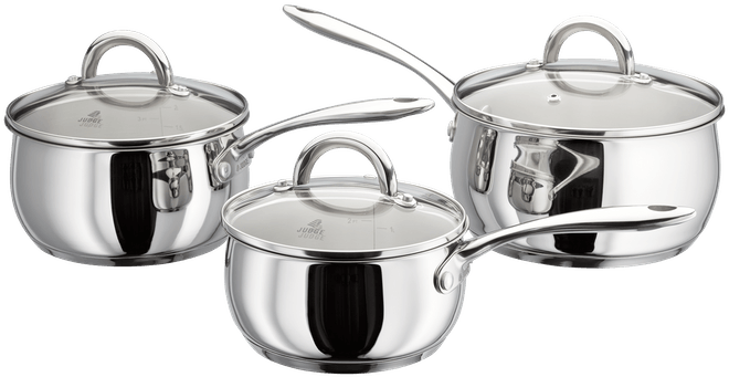 Judge Classic  Saucepan Set,