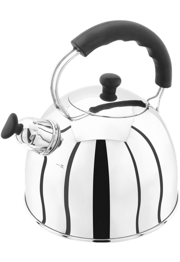 Judge Stove Top  Traditional Whistling Kettle