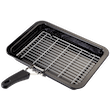 Judge Ovenware Grill Tray with Rack & Handle