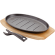 Judge Sizzle & Serve  Platter,