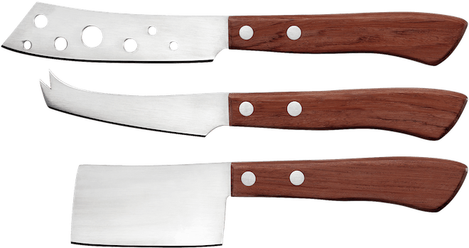 Judge Book Set Cheese Knife Set
