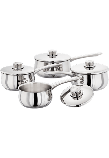 Stellar 1000, 4 Piece Saucepan Set (was PP74)