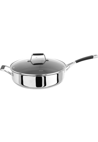 Stellar Induction Saute Pan Non-Stick