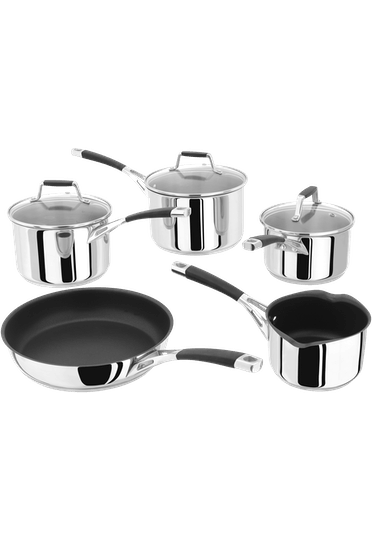 Stellar Induction, 5 Piece Saucepan Set