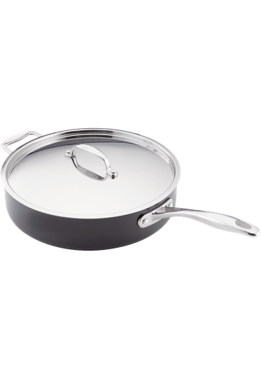 Stellar Hard Anodised Saute Pan Non-Stick