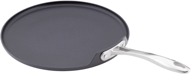 Stellar Hard Anodised Crepe Pan Non-Stick