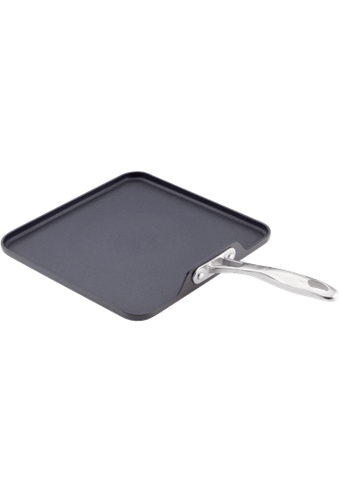 Stellar Hard Anodised  Griddle Pan Non-Stick