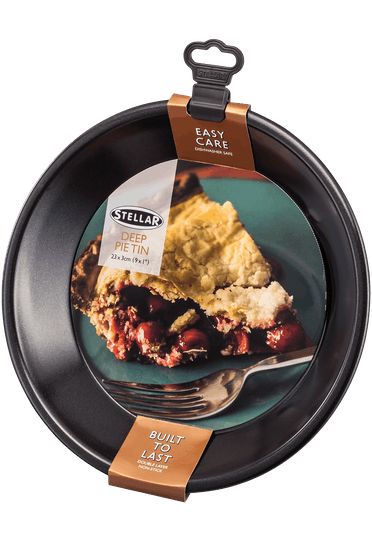 Stellar Bakeware  Deep Pie Tin Non-Stick