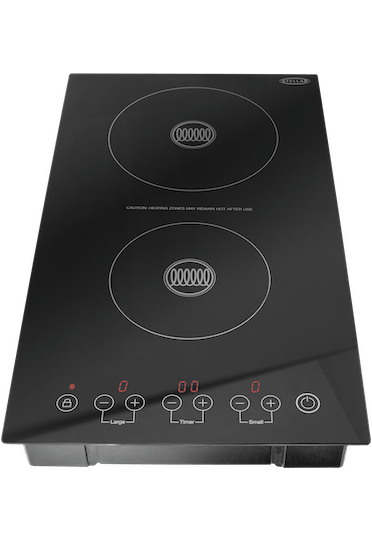 Stellar Electricals Double Induction Hob