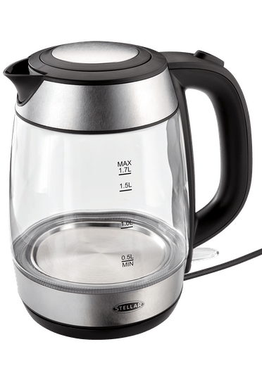 Stellar Electricals Glass Kettle