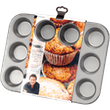 Stellar James Martin Bakers Dozen Cupcake/Muffin Tin Non-Stick