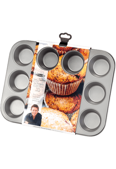 Stellar James Martin Bakers Dozen Cupcake/Muffin Tin N