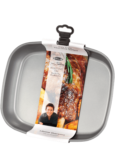 Stellar James Martin Bakers Dozen Roasting Tray Non-St