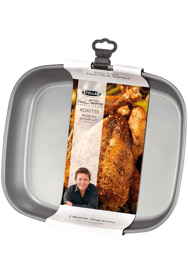 Stellar James Martin Bakers Dozen Roasting Tray
