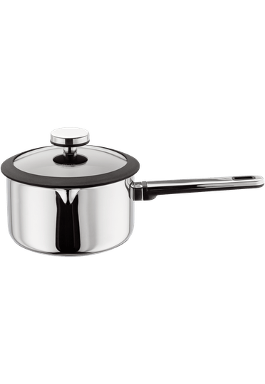 Stellar Stay Cool Draining Saucepan