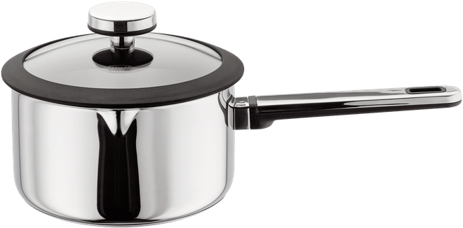 Stellar Stay Cool  Draining Saucepan,