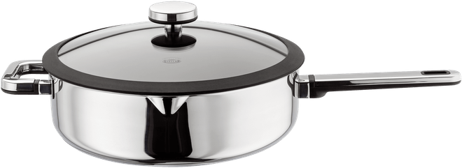 Stellar Stay Cool  Saute Pan, Non-Stick
