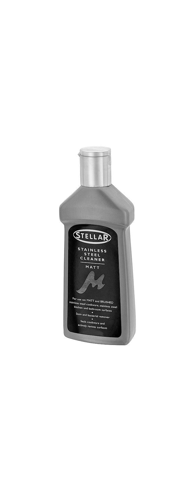 Stellar Kitchen  Matte Stainless Steel Cleaner,