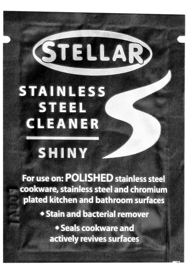 Stellar Kitchen  Stainless Steel Cleaner