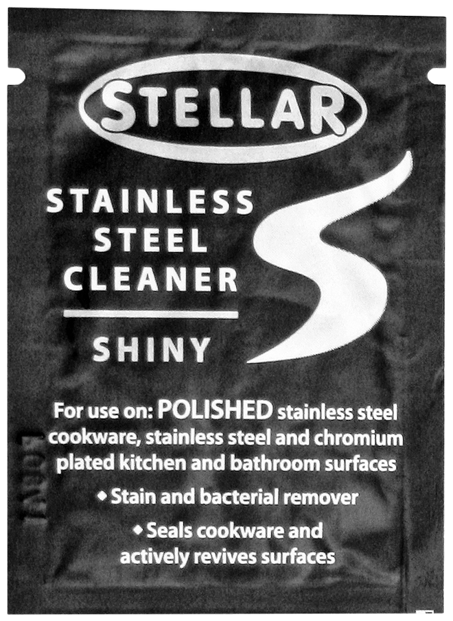 Stellar Kitchen  Stainless Steel Cleaner,