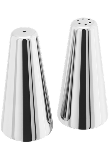 Stellar Traditional Salt & Pepper Pair