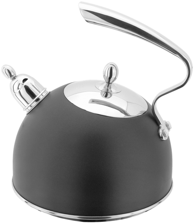 Stellar Stove Top Ebony Kettle
