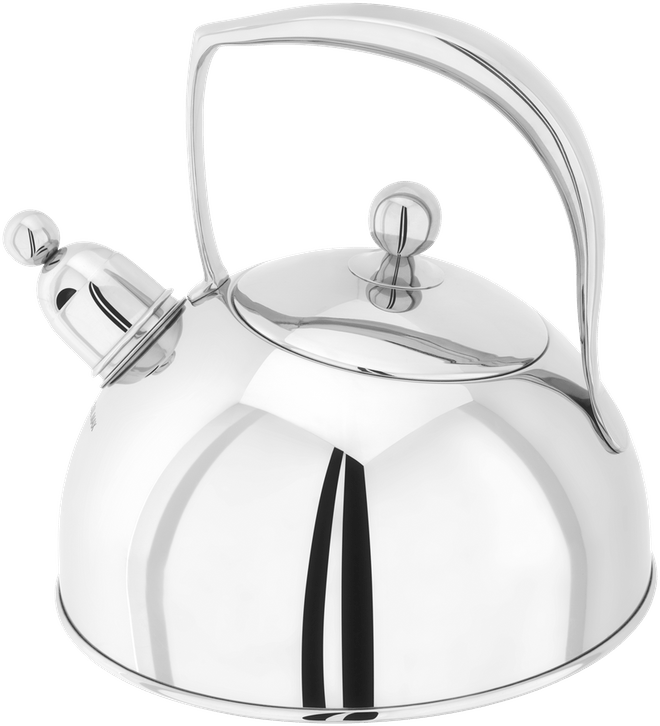 Stellar Stove Top Bresor Polished Kettle