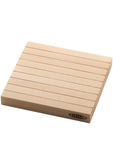 Stellar Kitchen Beech Extendable Trivet