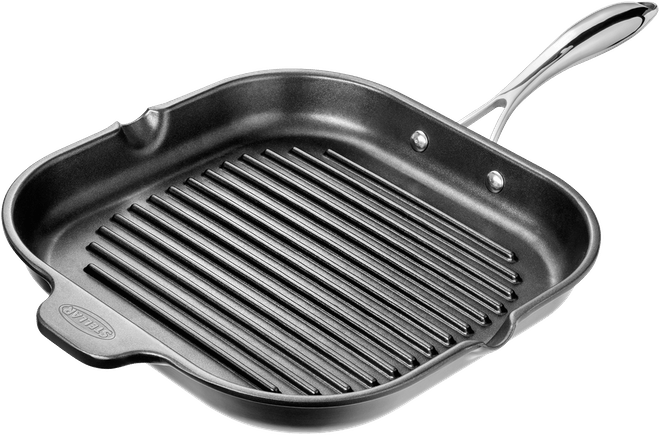 Stellar Speciality Grill Pan Ceramic