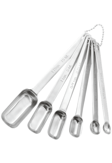 Judge Kitchen Jar Measure Spoons