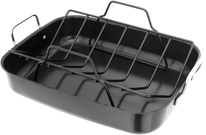 Judge Speciality Cookware  Roast & V Rack, Non-Stick