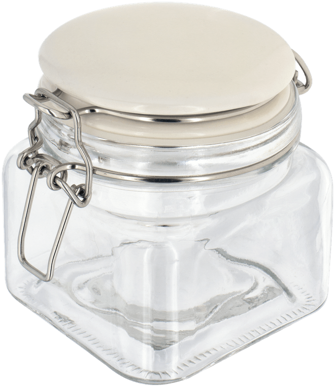 Judge Kitchen  Clip Top Storage Jar,