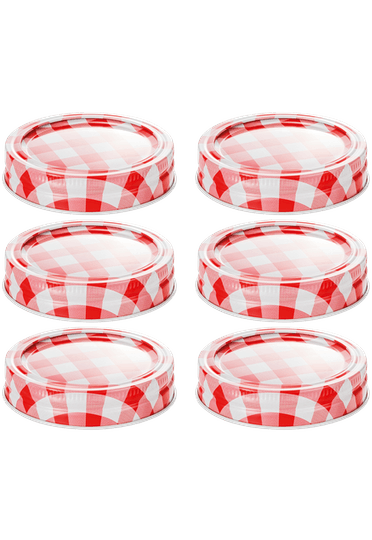 Judge Kitchen Preserving Jar Lid Set