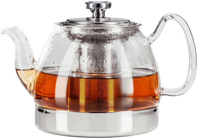 Judge Speciality Teaware Stove Top Glass Teapot