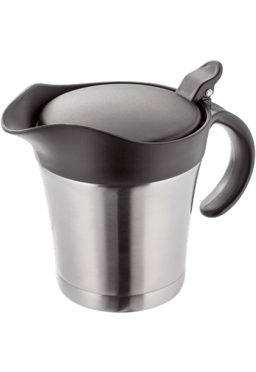 Judge Kitchen Double Walled Gravy Pot Black
