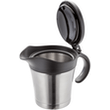 Judge Kitchen, Double Walled Gravy Pot, Black
