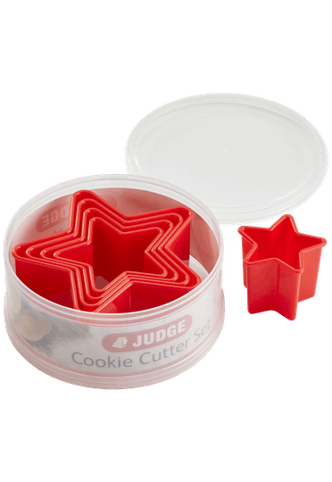 Judge Kitchen Star Cutters