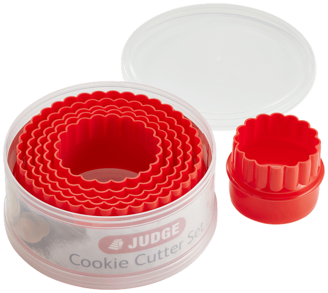 Judge Kitchen Crinkled Cutters