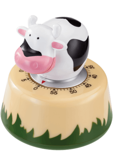 Judge Kitchen  Grazing Cow Timer