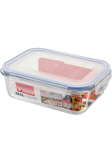 Judge Kitchen Seal & Store Glass Container