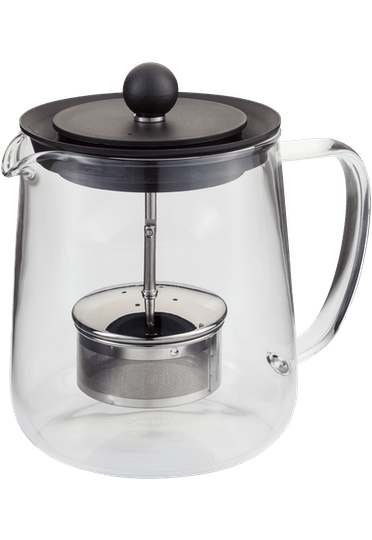 Judge Teaware Brew Control Glass Teapot