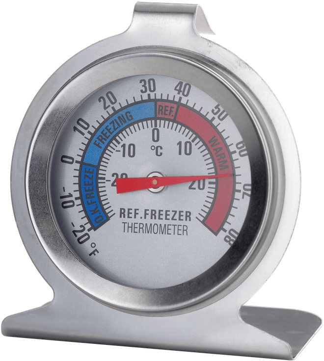 Judge Kitchen  Fridge/Freezer Thermometer,